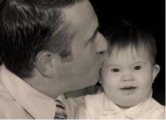 Alex Muschta with dad